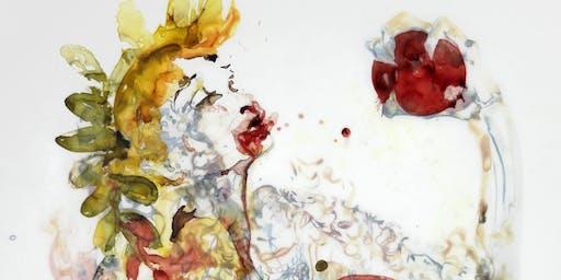 "Closing Reception for Alexandra Carter's ""Berries for Baubo"" Exhibit"