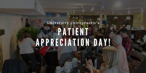 Patient Appreciation Day!