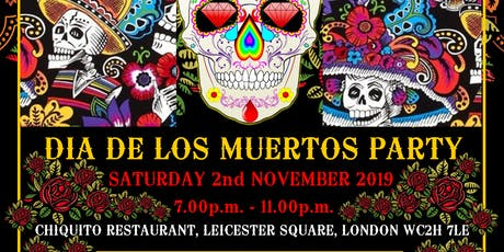 ALAF Dia de los Muertos Halloween Party 2019 tickets