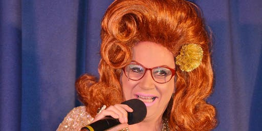 2019 Annual Day After Thanksgiving Drag Bingo with Tiki Bronstein!