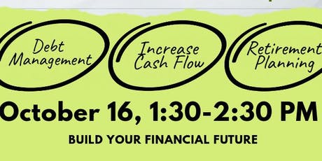 Free Financial Workshop tickets