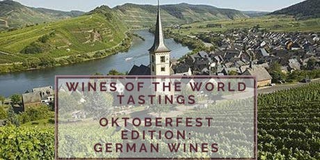 Wines of the World Tasting + Education: German Wines tickets