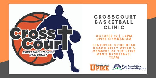 CrossCourt Basketball Clinic