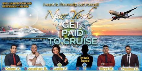 Get Paid to Cruise! tickets
