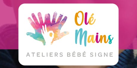 Ateliers Bébé Signeur - Cycle 1 - 23/10/2019 billets