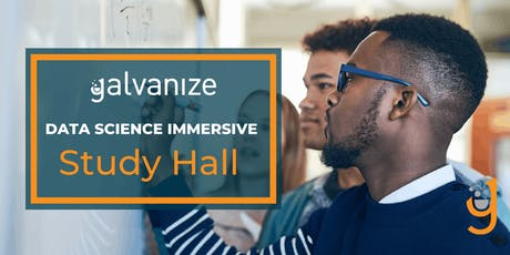 Data Science Immersive Prep: Study Hall tickets
