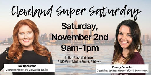 November Cleveland Super Saturday