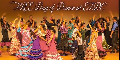 Free Flamenco Dance Class