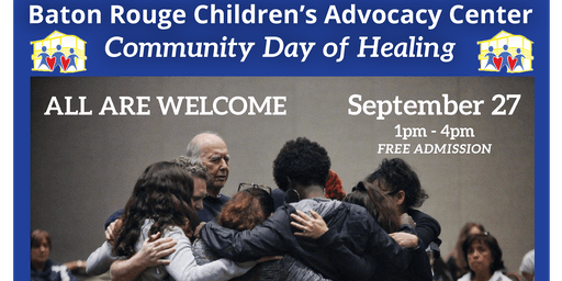 Community Day of Healing Public