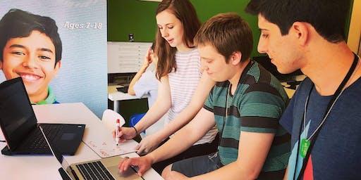 The Coder School Open House