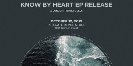 Know By Heart: concert for refugees tickets