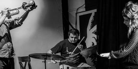 MARINA DŽUKLJEV | LUÍS VICENTE | VASCO TRILLA - ART LOFT LISBON Concert/ Dinner events - Art in Action billets