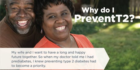 Diabetes Prevention Program Information Session tickets