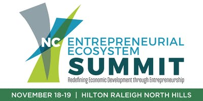 North Carolina Entrepreneurial Ecosystem Summit