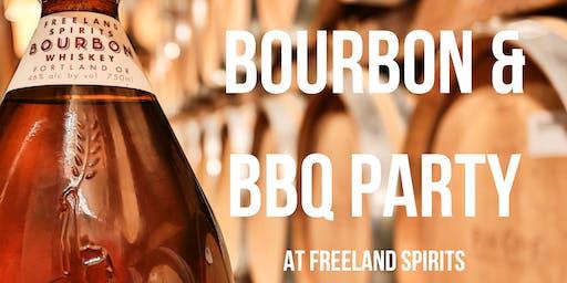 Bourbon & BBQ Party