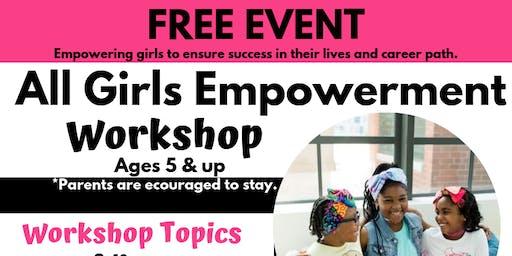 All Girls Empowerment Workshop