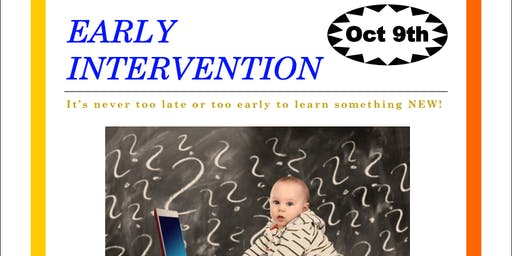 Early Intervention Workshop