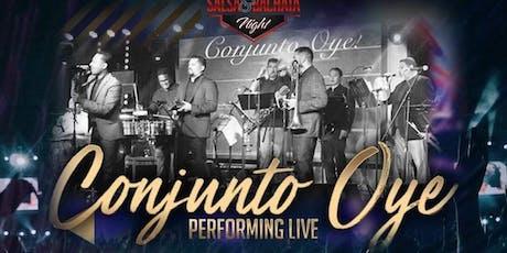 Salsa Night! tickets