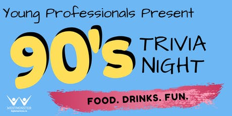 90s Trivia Night (21+) tickets