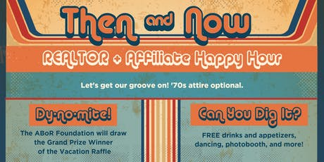 REALTOR + Affiliate Happy Hour tickets