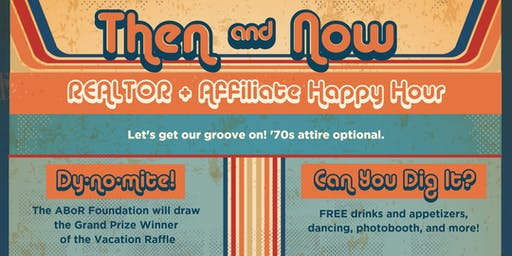 REALTOR + Affiliate Happy Hour