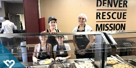 Volunteer with Project Helping to Serve Dinner at Denver Rescue Mission (The Crossing) tickets