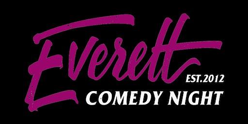 Everett Comedy Night - Every 2nd Sunday @ Emory's