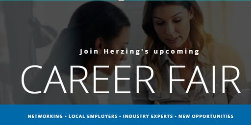 Herzing University Job Fair - 11.6.19