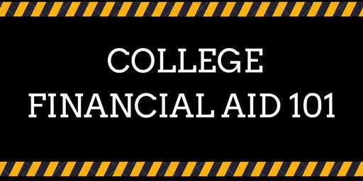 College Financial Aid 101