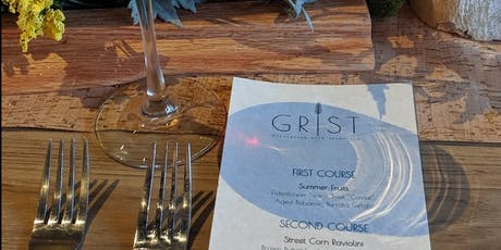 Grist Rooftop Five Course Dinner tickets