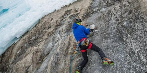 2019  Ice & Dry Tooling Camp
