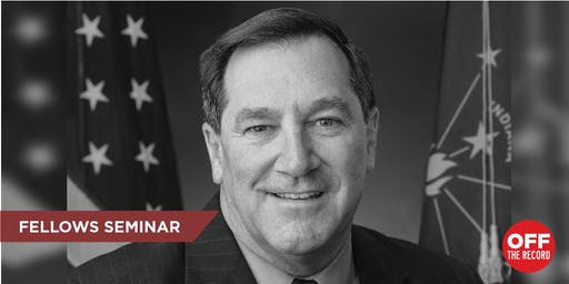 """Fellow Joe Donnelly """"Dysfunction in the Senate: A Remedy"""" (Students Only)"""