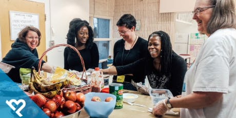 Volunteer with Project Helping to Serve Dinner to Women and Transgender Individuals in Need (The Delores Project) tickets
