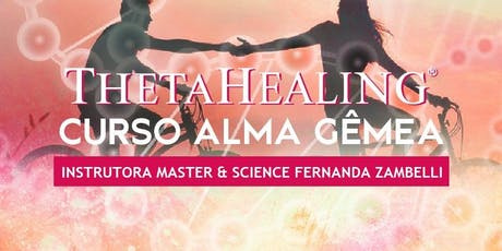 Curso ThetaHealing® Alma Gêmea - Campinas ingressos