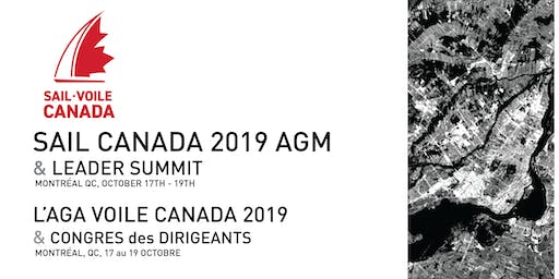 Sail Canada Annual General Meeting 2019
