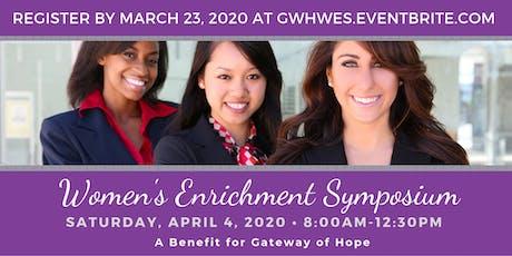 2019 Women's Enrichment Symposium tickets