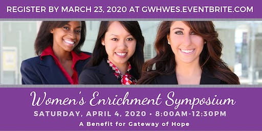 2019 Women's Enrichment Symposium