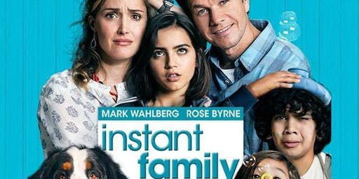 Instant Family Movie Viewing with Writer/Director Sean Anders