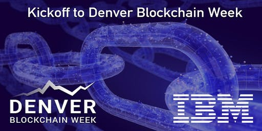 Kickoff to Denver Blockchain Week at CU