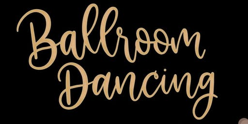 A Ballroom Dancing Date Night Event