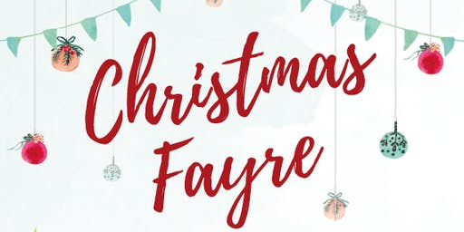 Huge Indoor Christmas Market 2019