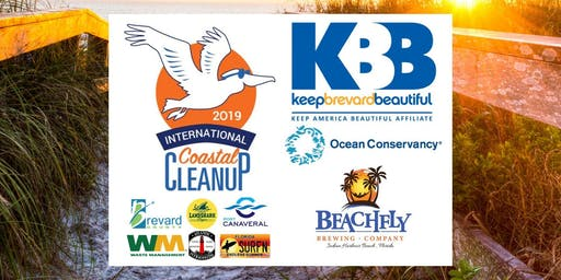2019 International Coastal Cleanup - Canova Beach Park