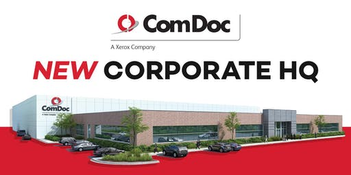 Open House for ComDoc's New Corporate HQ