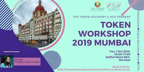 Mumbai Crypto Summit -Digital Securities, Cryptocurrencies, Tokens 1 Oct tickets