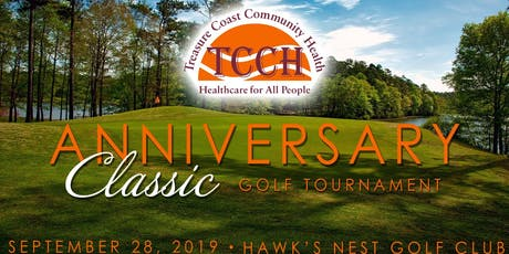TCCH Anniversary Classic Golf Tournament tickets