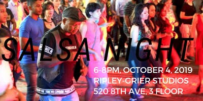 event image Salsa Night