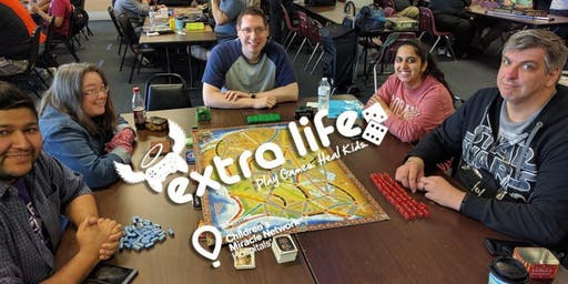 Extra Life: Board Games and RPGs for Charity