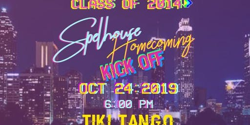 Spelhouse Official Class of 2014 Kickoff Happy Hour