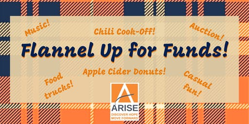 Flannel Up for Funds!