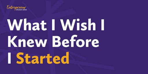 What I Wish I Knew Before I Started